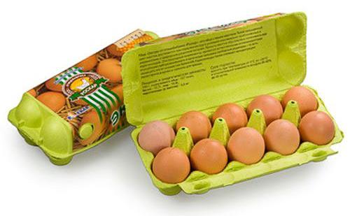 Яйца Роскар в Metro C&C по цене 1540.86 руб. за 1 упаковку (10 шт.)