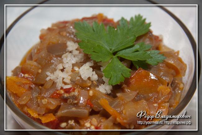 вишневый соус к мясу на зиму рецепт
