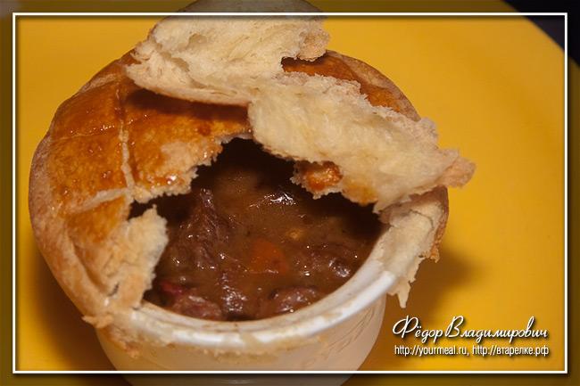 Гиннесс пай. Guinness Pie.