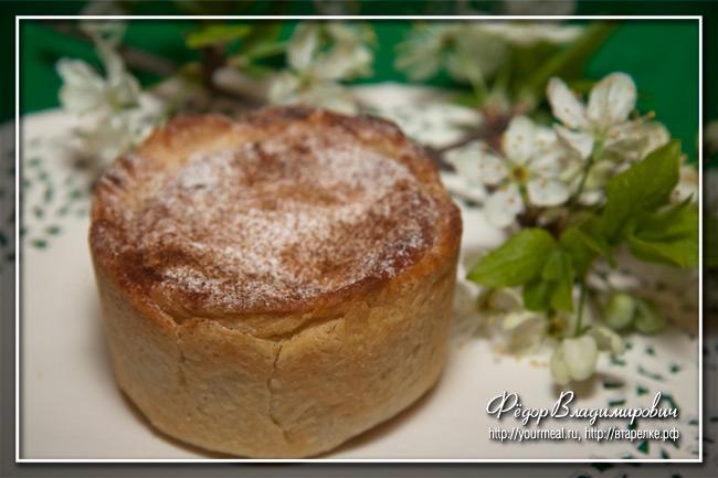 Португальские пирожные с заварным кремом. Pastel de Belem.