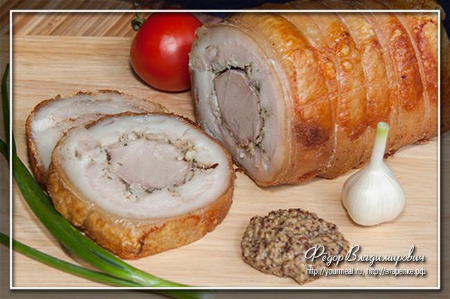 Поркетта (Porchetta)