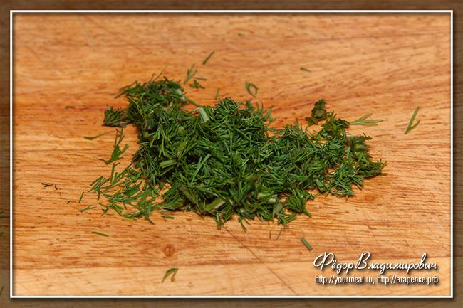 Маринованный салат из свежей капусты
