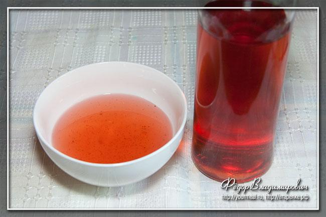 наливка из клубники на водке болгарский рецепт