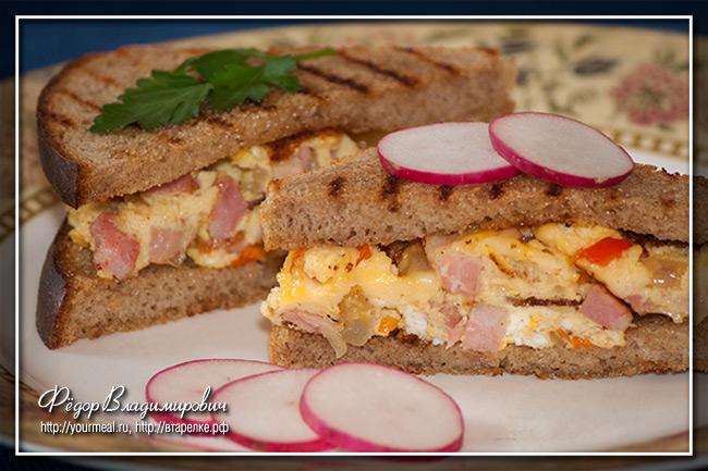 Денверский сэндвич