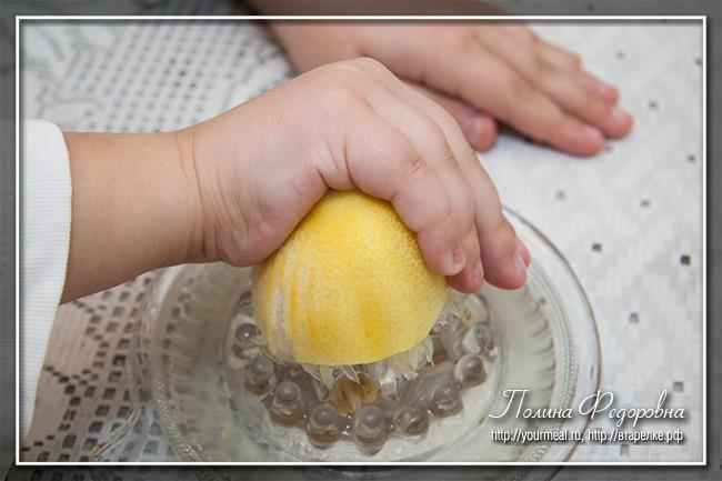 Лимонный крем ( лимонный курд )