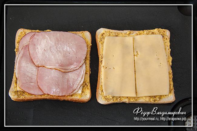 Сэндвич Монте Кристо