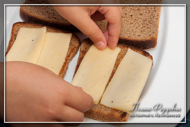 Сэндвич Patty Melt