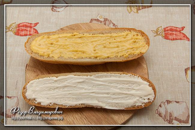 Сэндвич Кубано (Cubano)