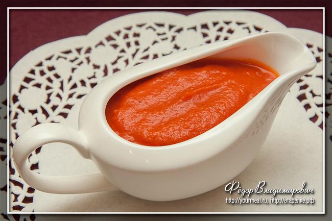Сальса Бравас - острая томатная сальса Salsa Bravas
