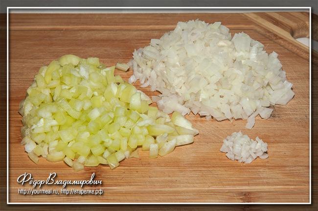 Креольская сальса (Salsa Criolla)