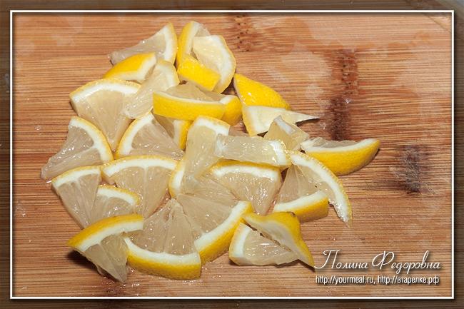 Мятное печенье с лимоном