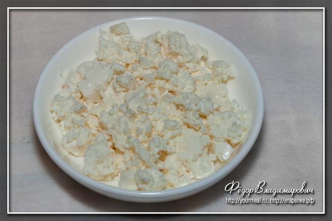 Запеченный картофель с фетой и лимоном по-гречески
