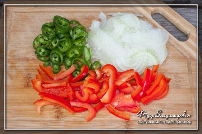 Пиклиз - гаитянская острая маринованная капуста