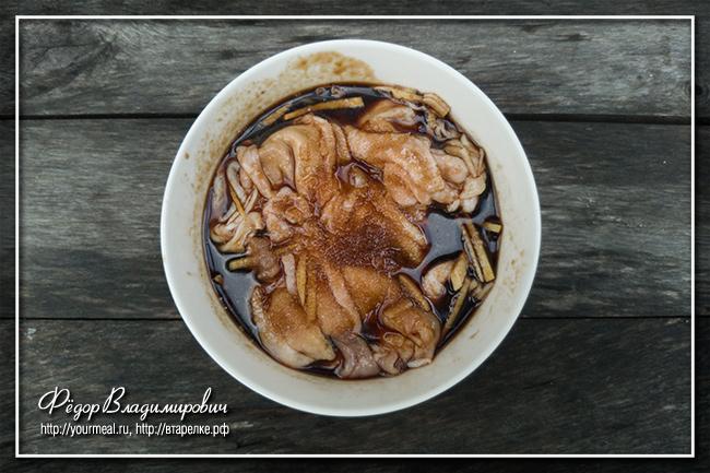 Якитори кава - японские шашлычки из куриной кожи
