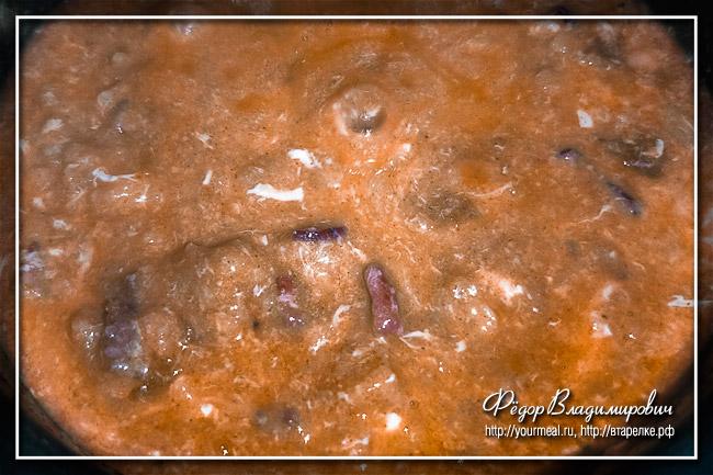 Испанский чесночный суп Сопа де Ахо (Sopa de Ajo)